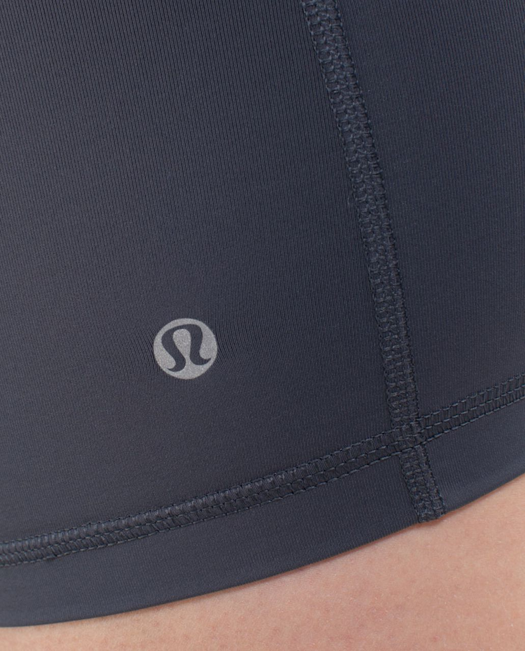 Lululemon Hot 'N Sweaty Short - Coal /  Persian Purple