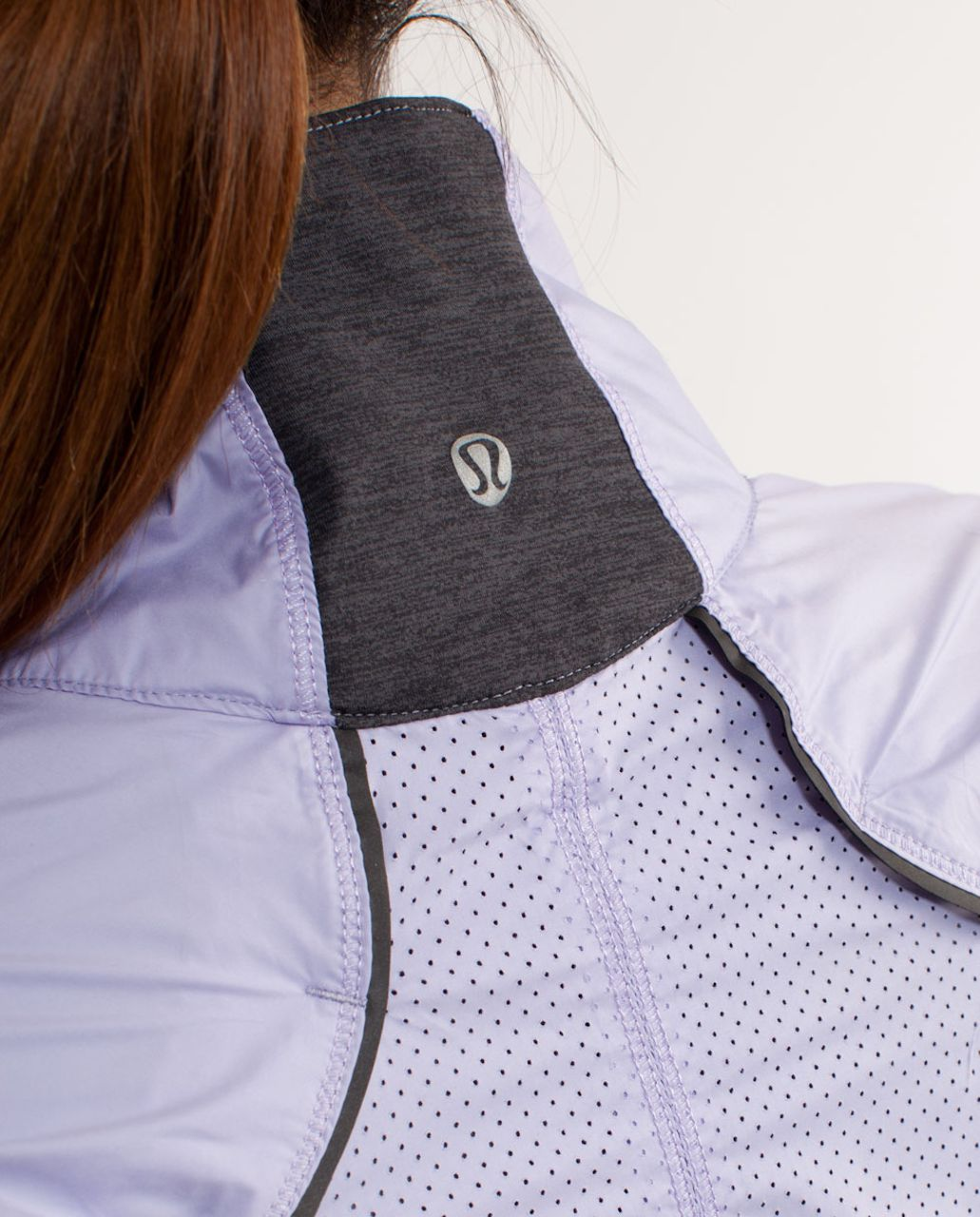 Lululemon Run:  Essential Jacket - Lilac