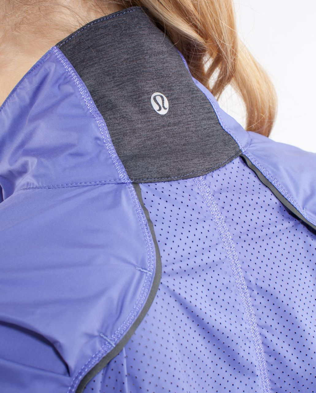 Lululemon Run:  Essential Jacket - Persian Purple