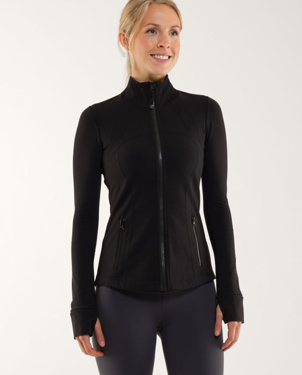 Lululemon Define Jacket *Brushed - Black