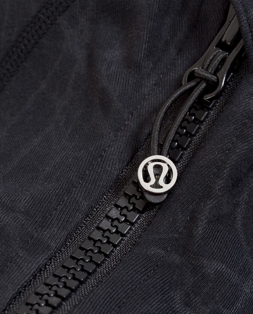 Lululemon Define Jacket - Black Glacier Lace Embossed /  Black
