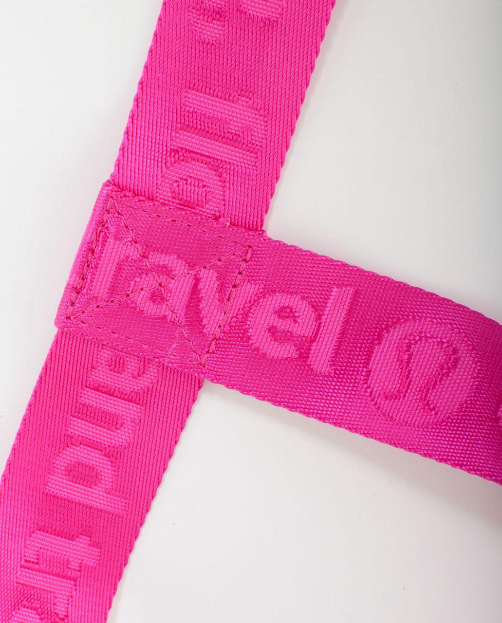 Lululemon No-Brainer Mat Strap - Paris Pink