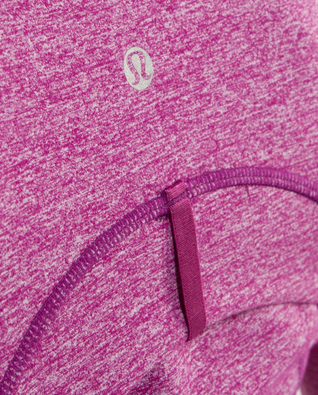 Lululemon Define Jacket - Dew Berry /  Heathered Dew Berry