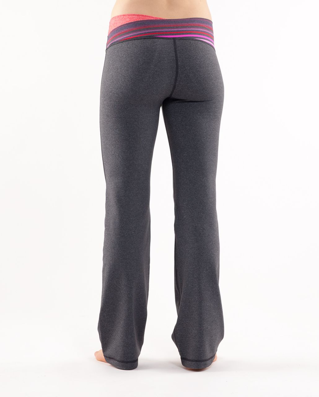 Lululemon Astro Pant (Tall) - Heathered Deep Coal /  Heathered Currant /  Currant