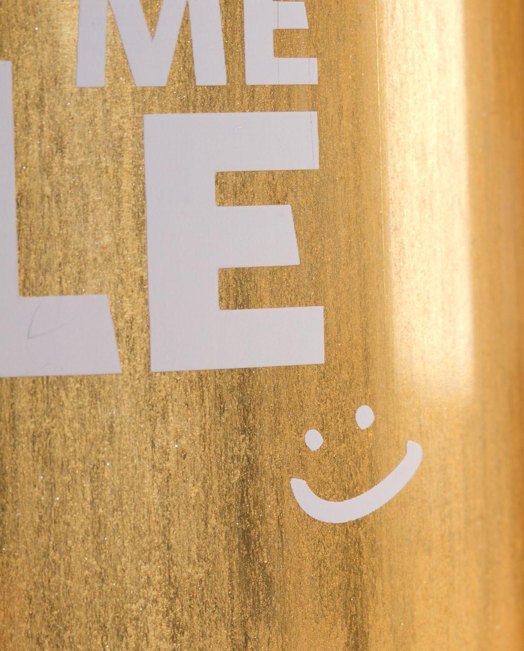 Lululemon Sigg 1L Sport Top Bottle - Gold