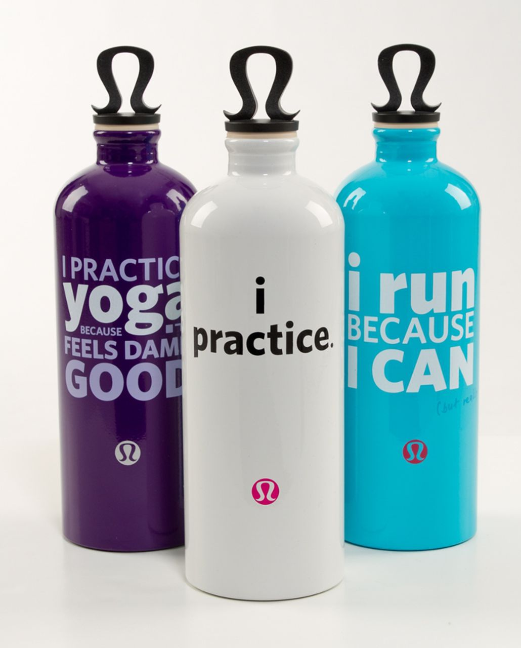 Lululemon Sigg 1L Sport Top Bottle - Ghost