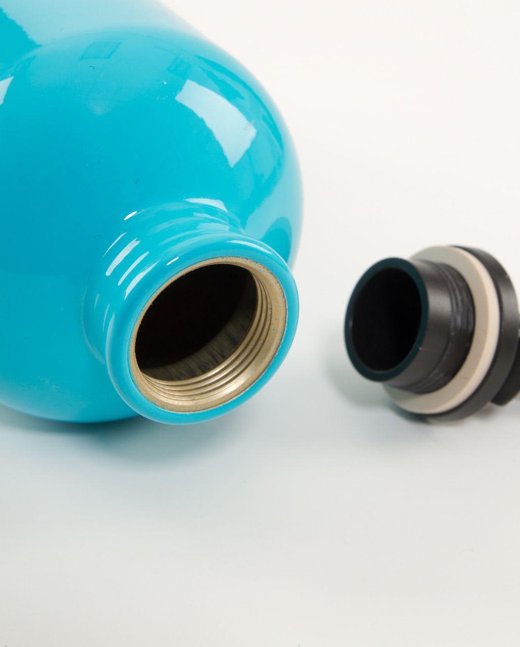 Lululemon Sigg 1L Sport Top Bottle - Moore Blue