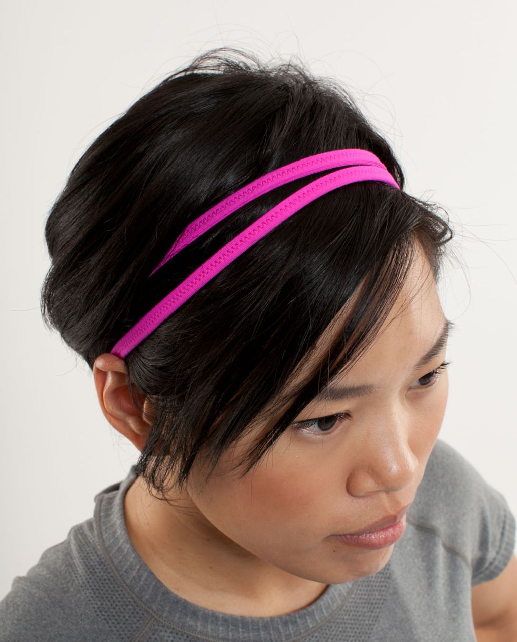 Lululemon DANCE! Headband - Paris Pink