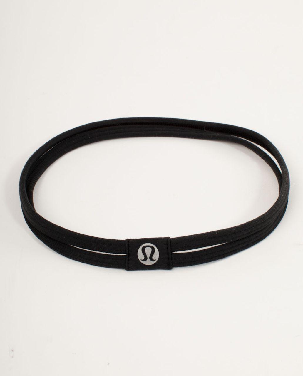 Lululemon DANCE! Headband - Black