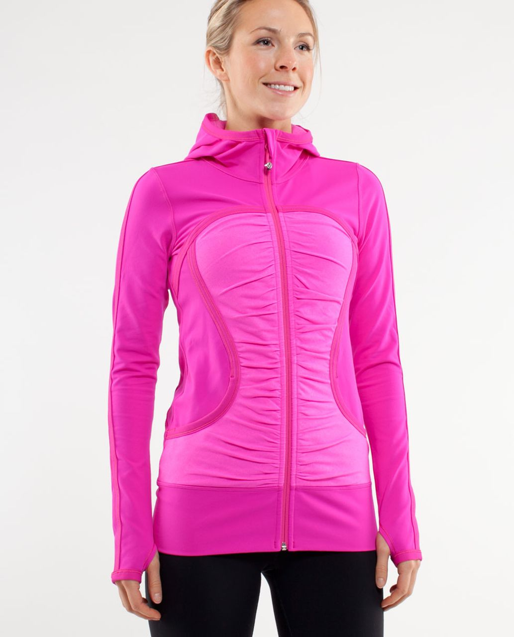 Lululemon Pure Balance Jacket - Paris Pink