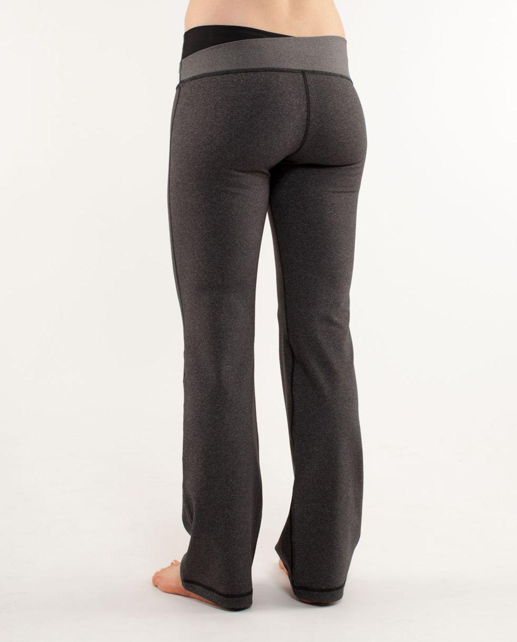 Lululemon Astro Pant (Regular) - Heathered Black /  Black