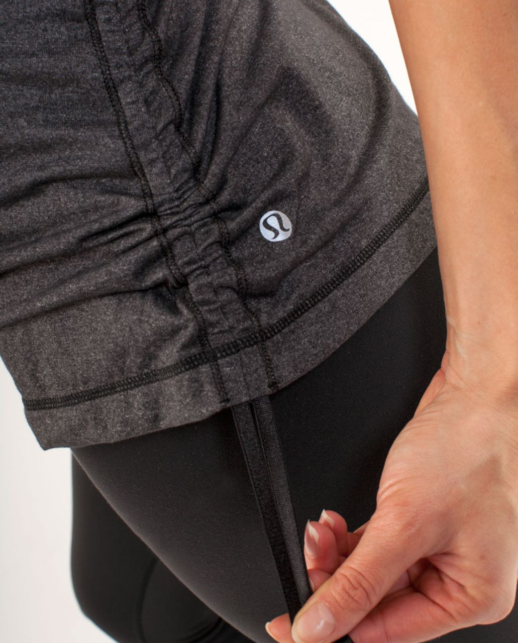 Lululemon Hot 'N Sweaty Tank - Black