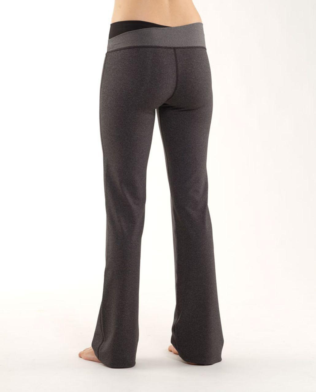 Lululemon Astro Pant (Tall) - Heathered Black /  Black