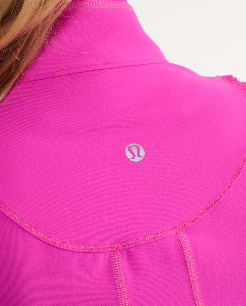 Lululemon Run:  Your Heart Out Pullover - Paris Pink