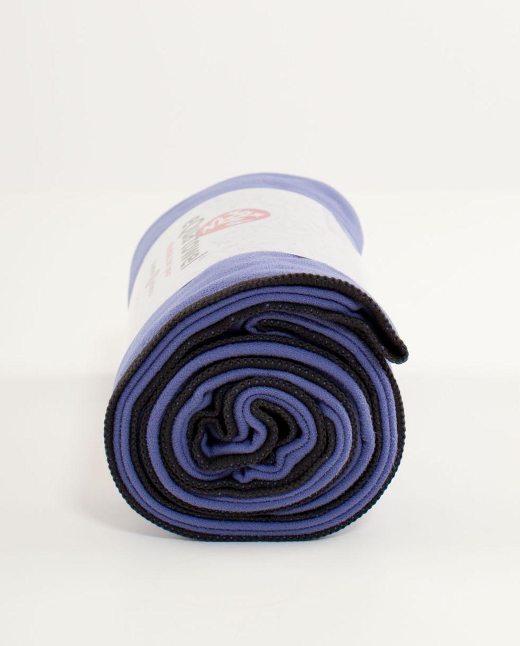Lululemon Manduka Equa Towel (LG) - Persian Purple