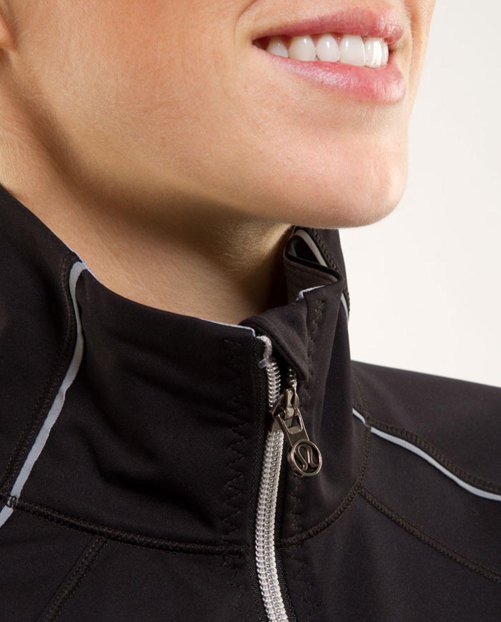 Lululemon Run:  Stay On Course Jacket - Black