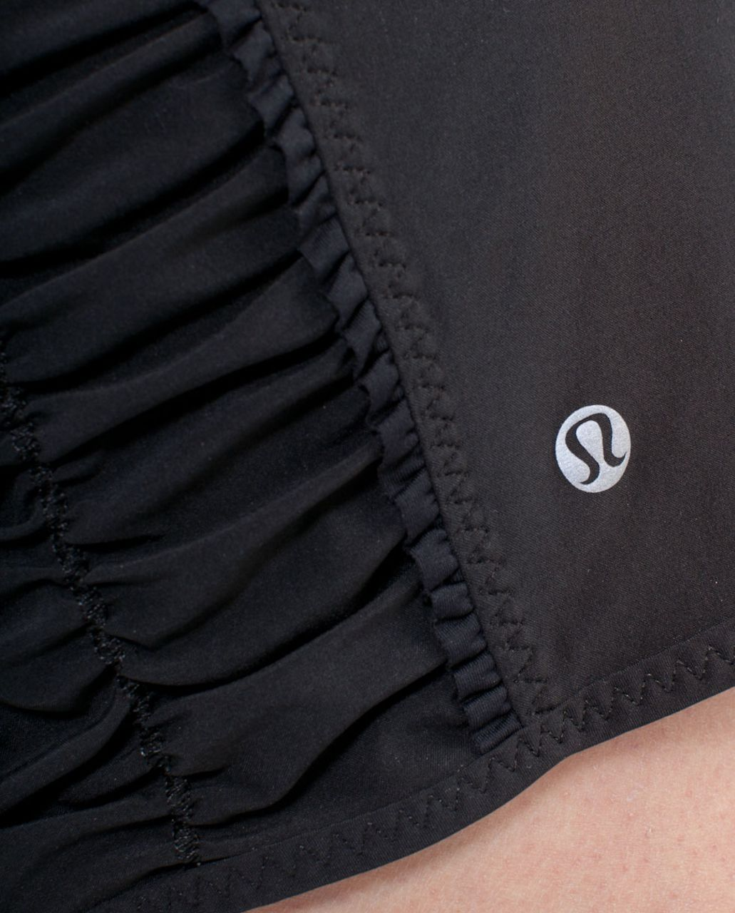 Lululemon Run:  Around Short - Black