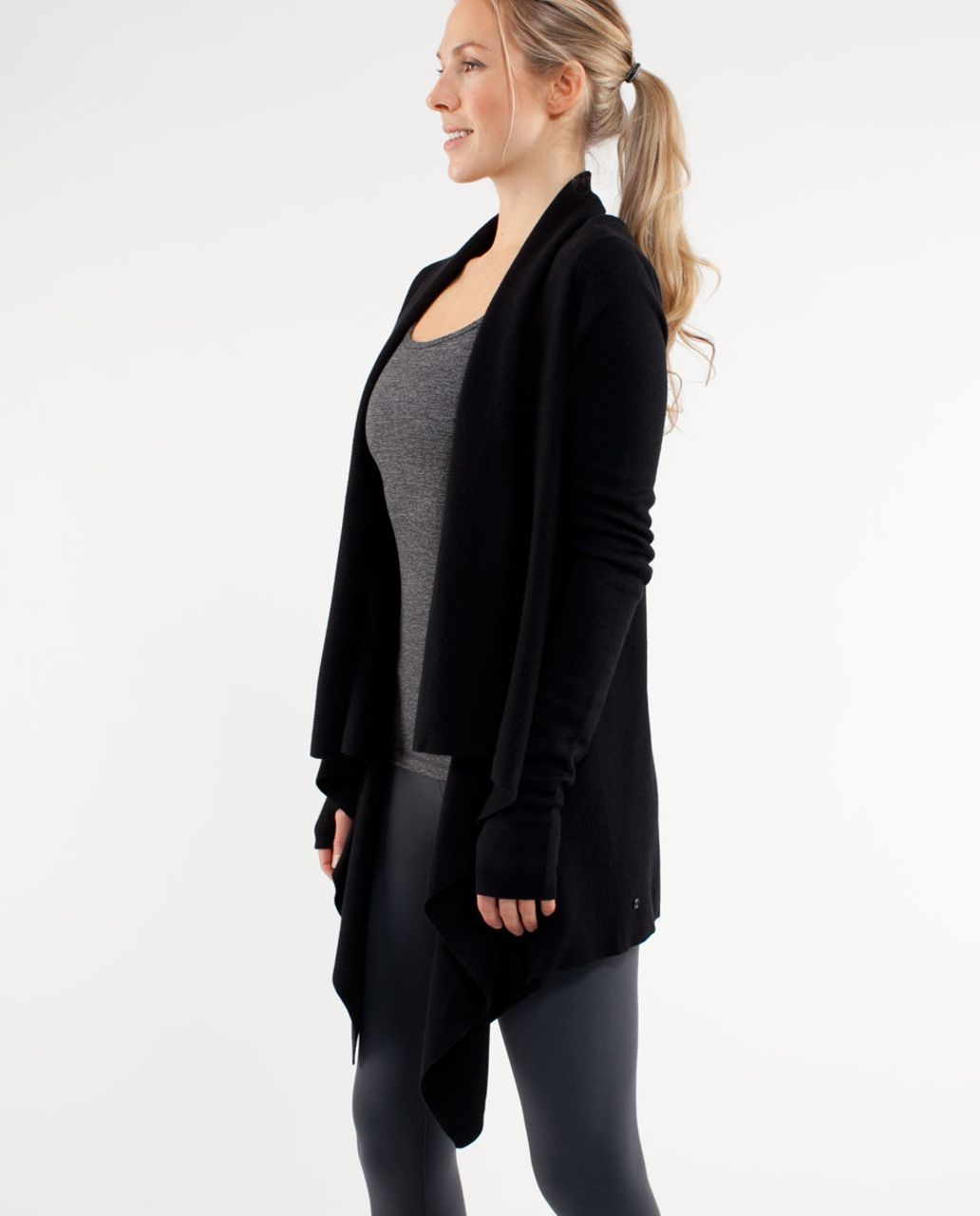 Lululemon Reflection Wrap - Black