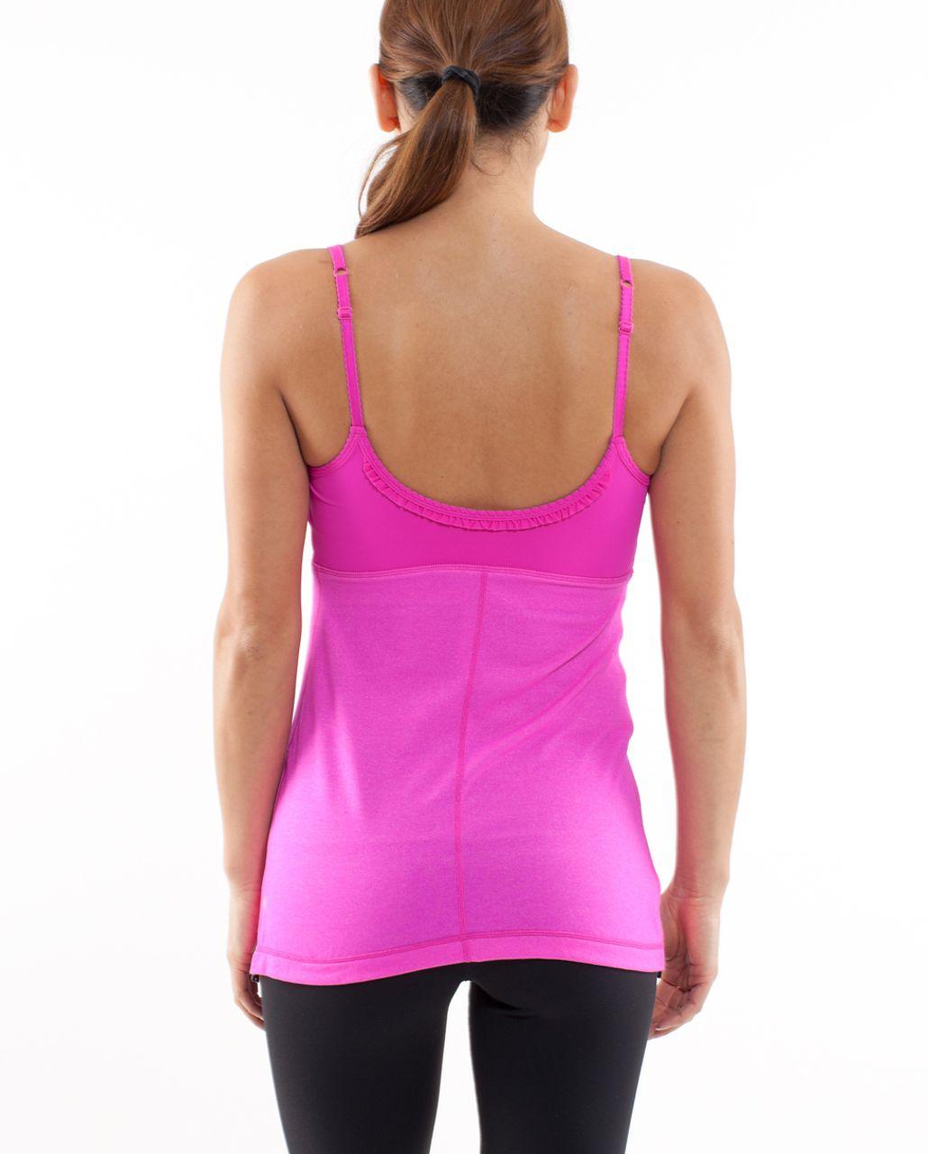Lululemon Hot 'N Sweaty Tank - Paris Pink
