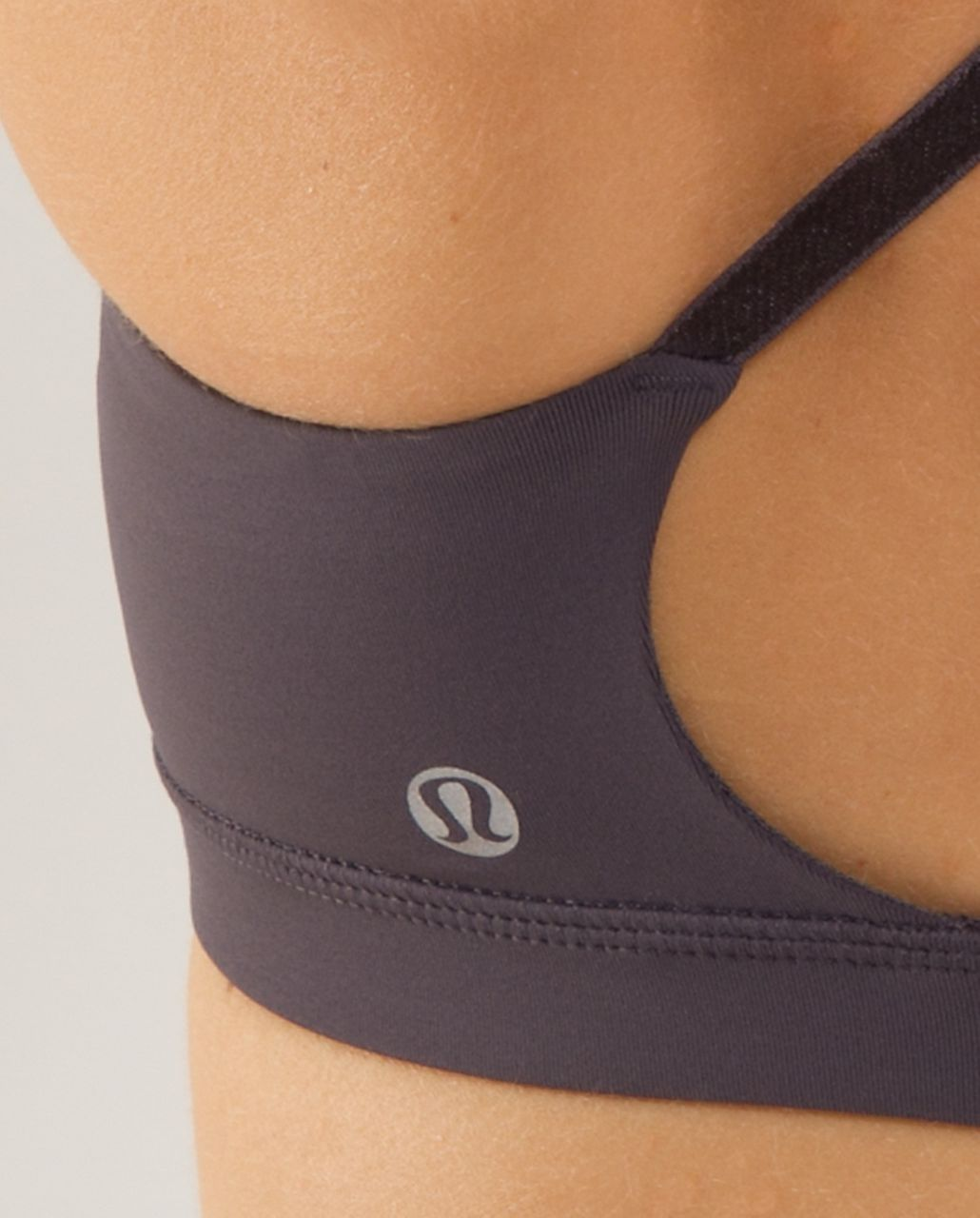 Lululemon Hot 'N Sweaty Bra - Coal