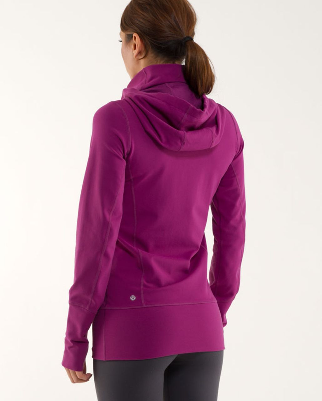 Lululemon Stride Jacket - Dew Berry