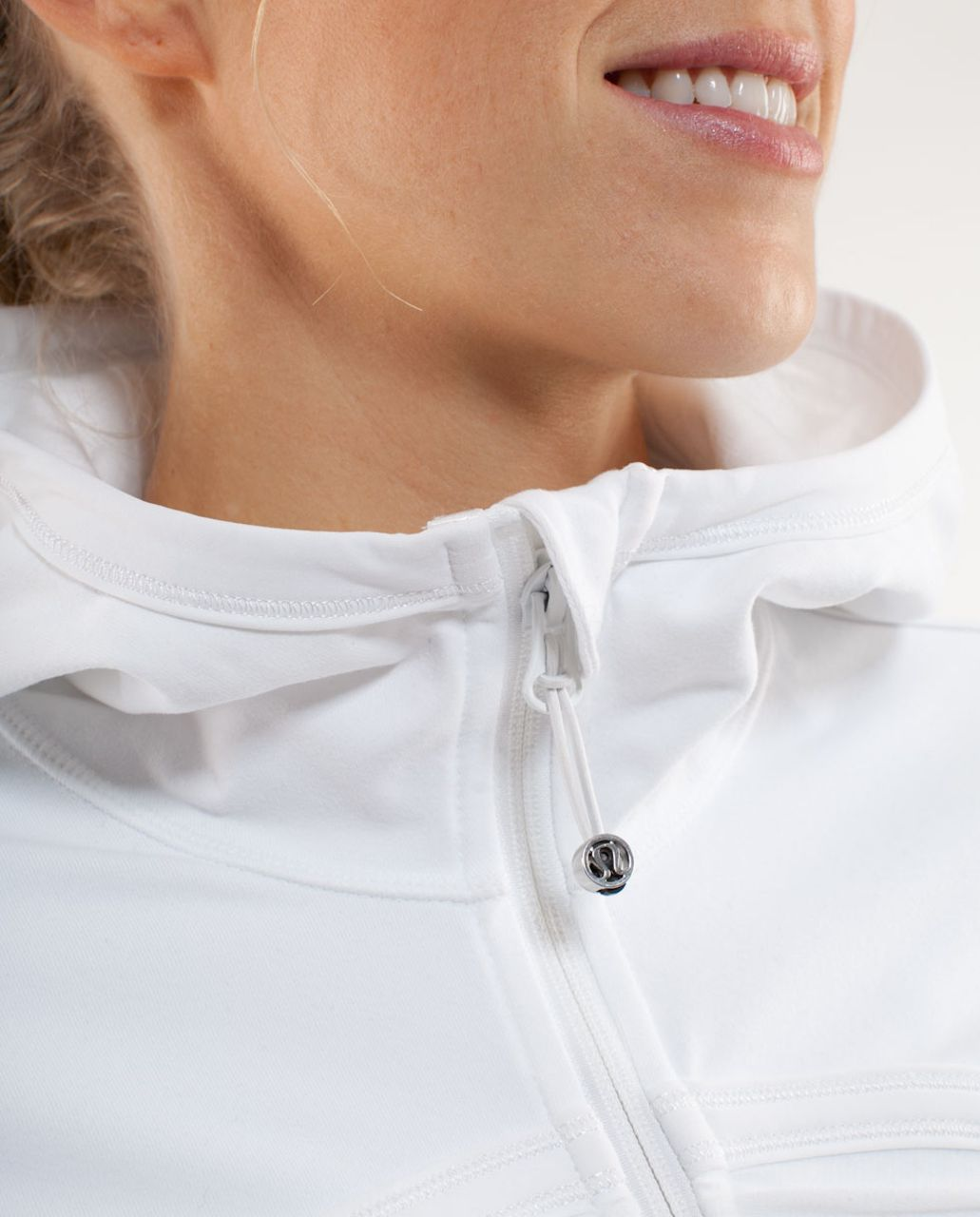Lululemon Pure Balance Jacket - White