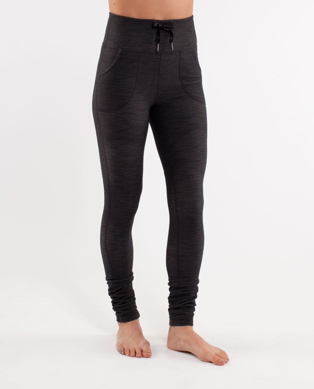 Lululemon Will Pant *Denim - Black Deep Coal Slub Denim