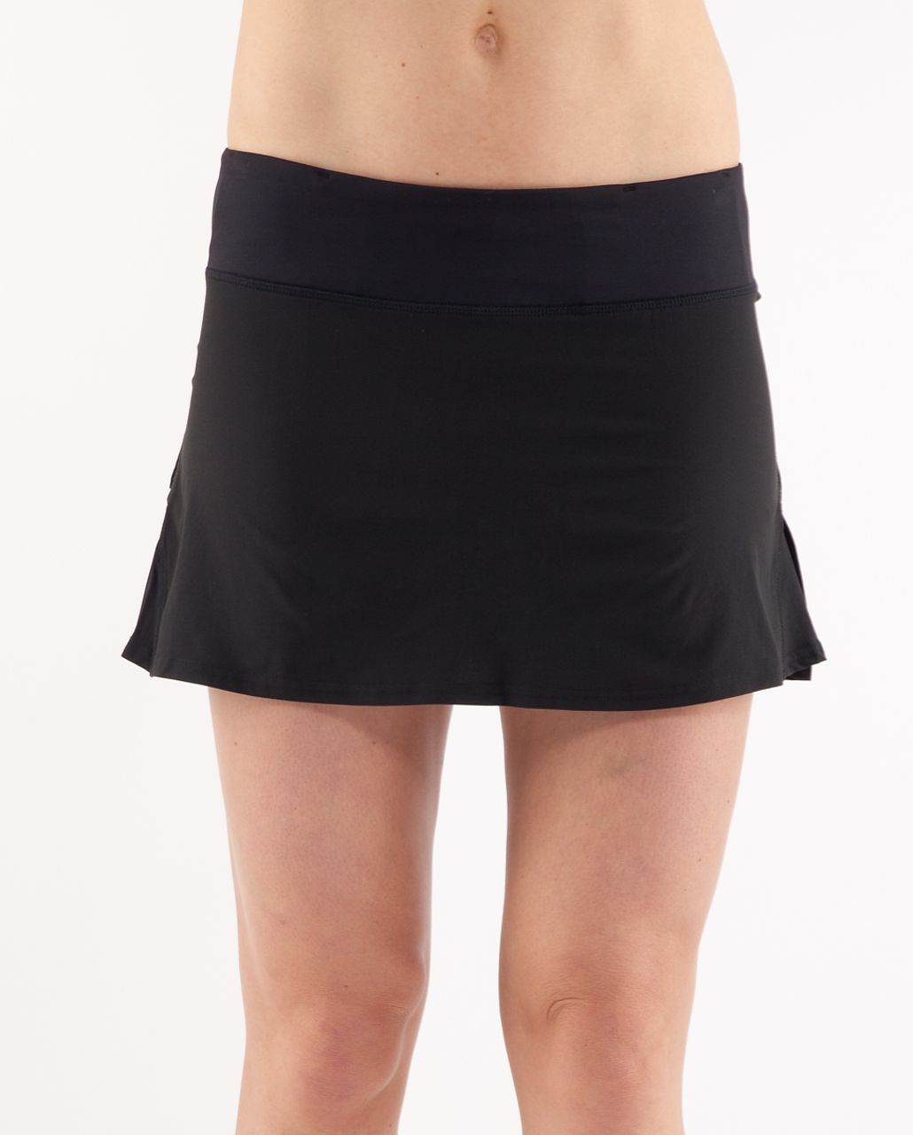 Lululemon Run:  Pace Setter Skirt (First Release) - Black