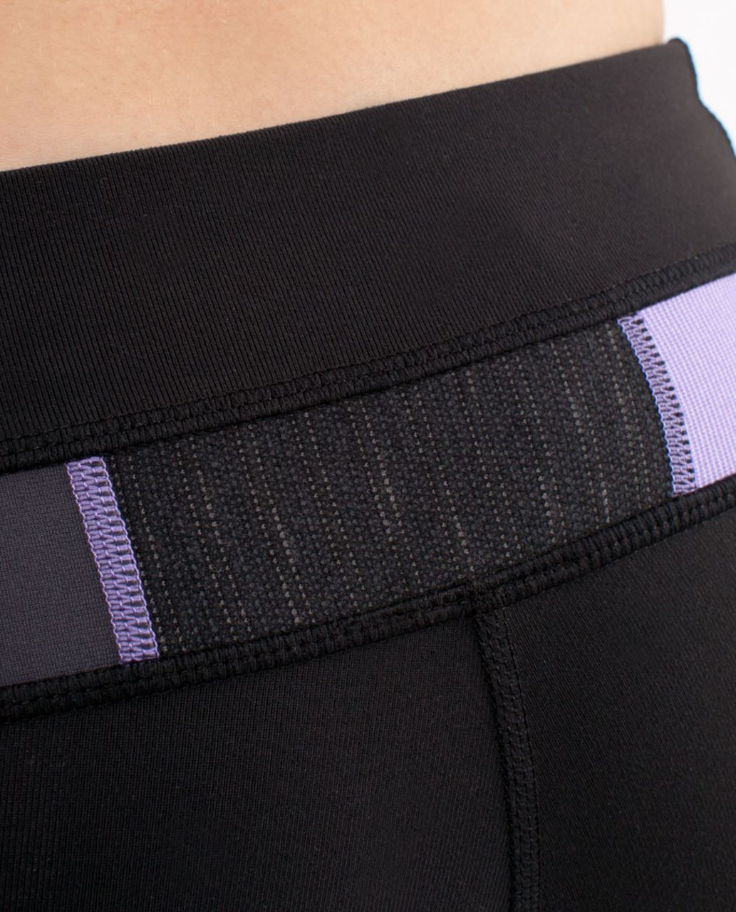 Lululemon Groove Pant (Regular) - Black /  Winter Quilt Iii