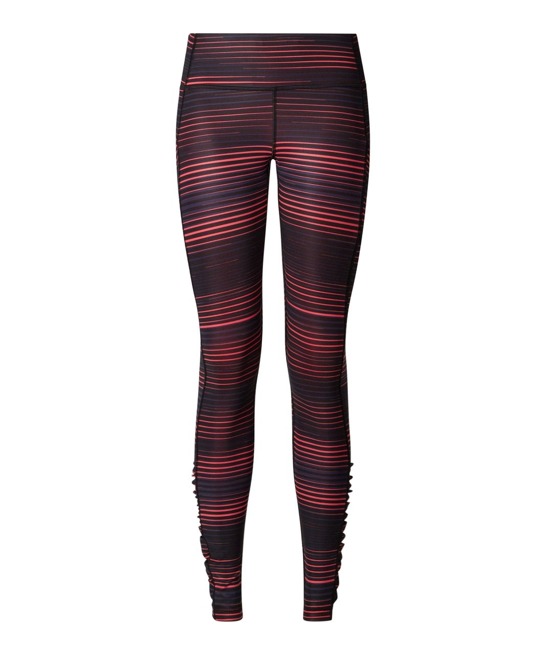 Lululemon Speed Tight IV - Twisted Dune Alarming Black
