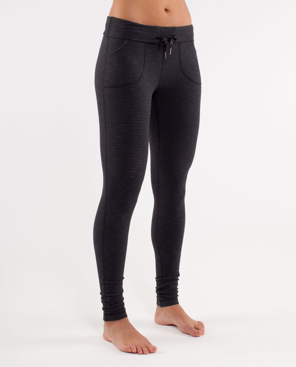 Lululemon Will Pant *Pique - Black Pique