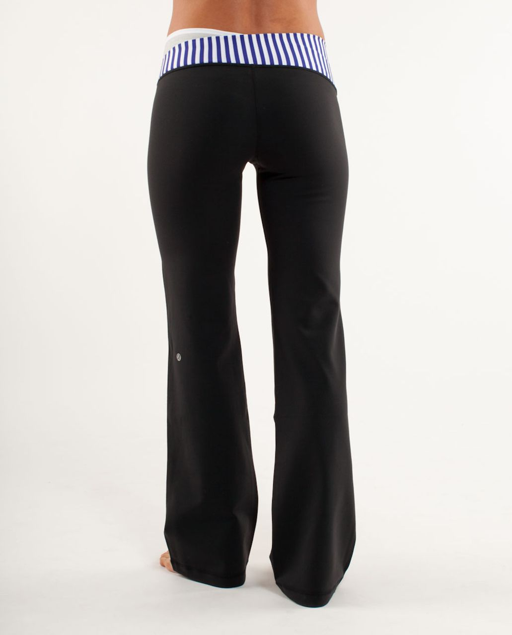 Lululemon Astro Pant (Tall) - Black /  White Silver Spoon Wide Bold Multi Stripe /  Pigment Blue White Narrow Bold Stre