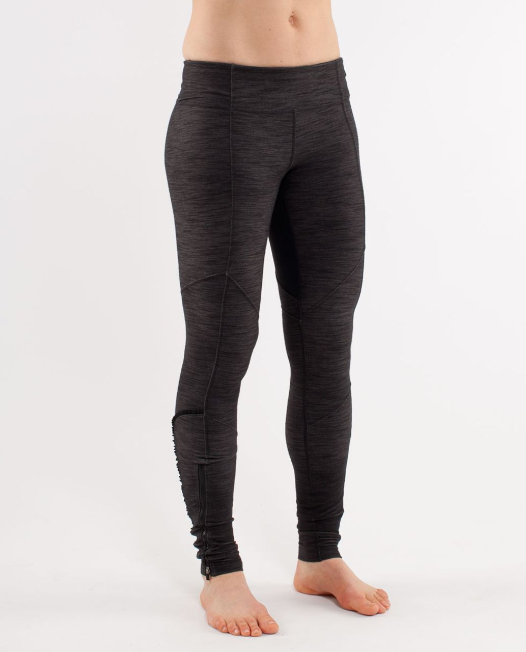 Lululemon Dressage Pant *Denim - Black Slub Denim /  Black