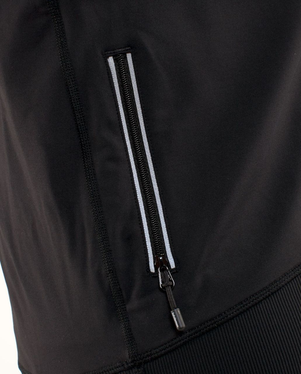 Lululemon Run:  Stay On Course Pullover - Black