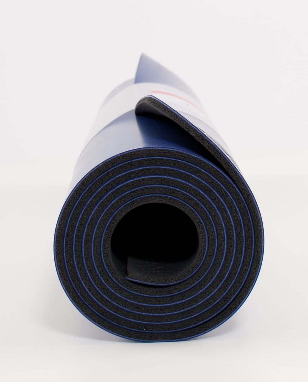 Lululemon The Mat - Pigment Blue /  Deep Coal