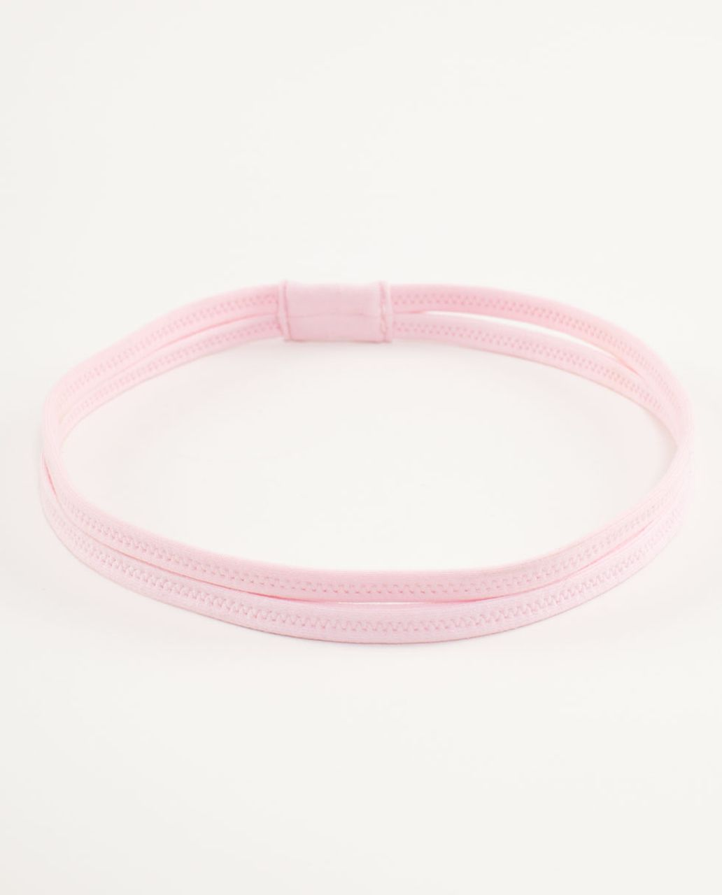 Lululemon DANCE! Headband - Pig Pink /  Heathered Pig Pink
