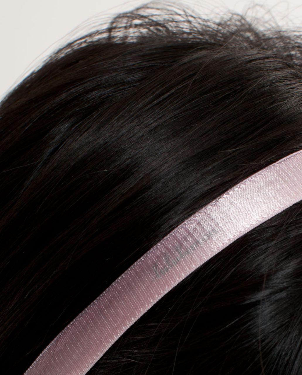 Lululemon Skinny Satin Pirouette - Pig Pink