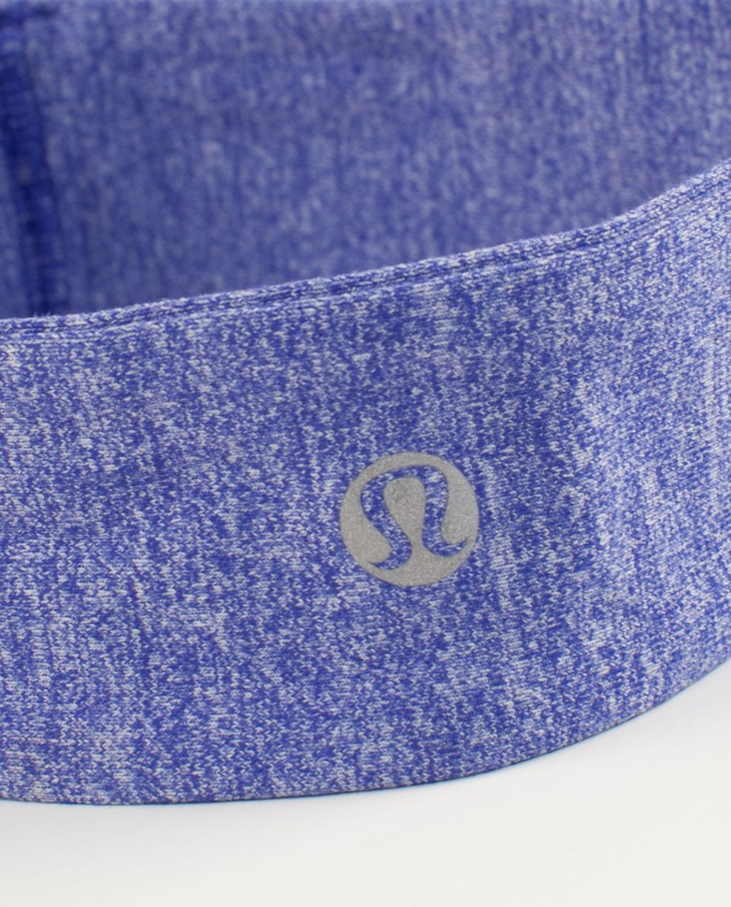 Lululemon Lucky Luon Headband - Heathered Pigment Blue