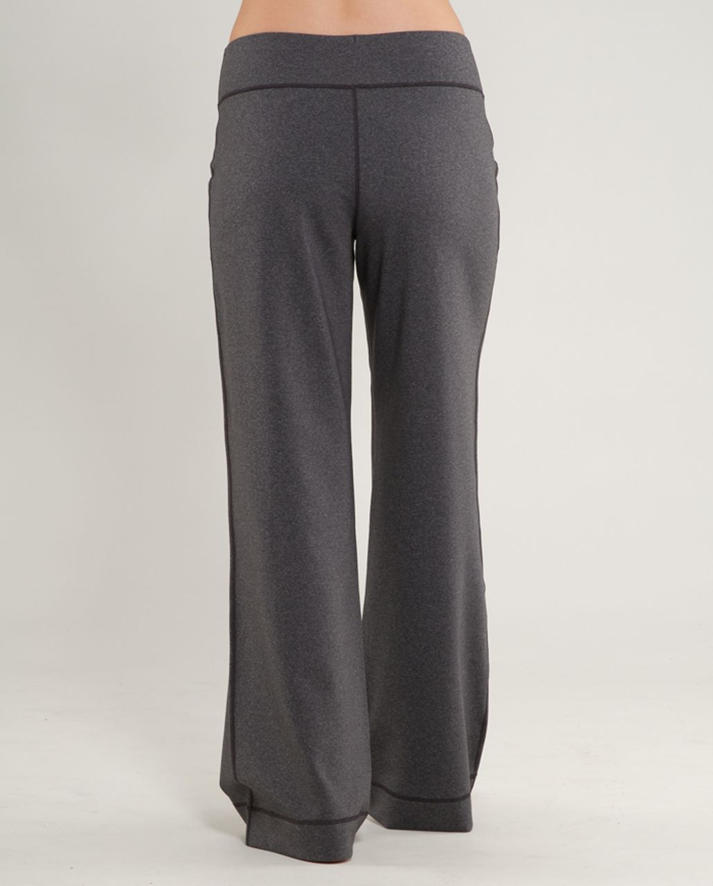 Lululemon Still Pant (Regular) - Heathered Deep Coal
