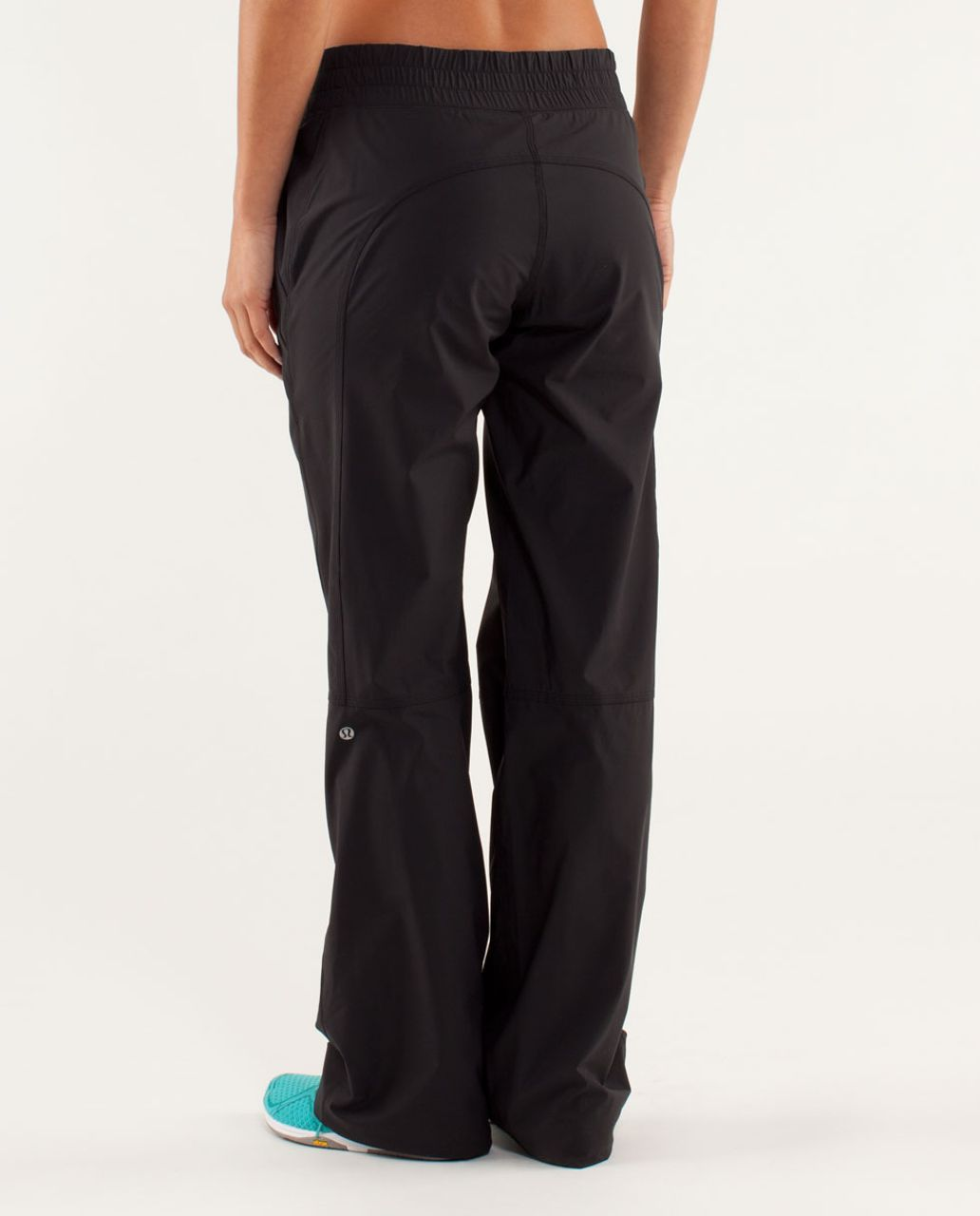 76750e8d09 Lululemon Run: Dog Runner Pant - Black - lulu fanatics