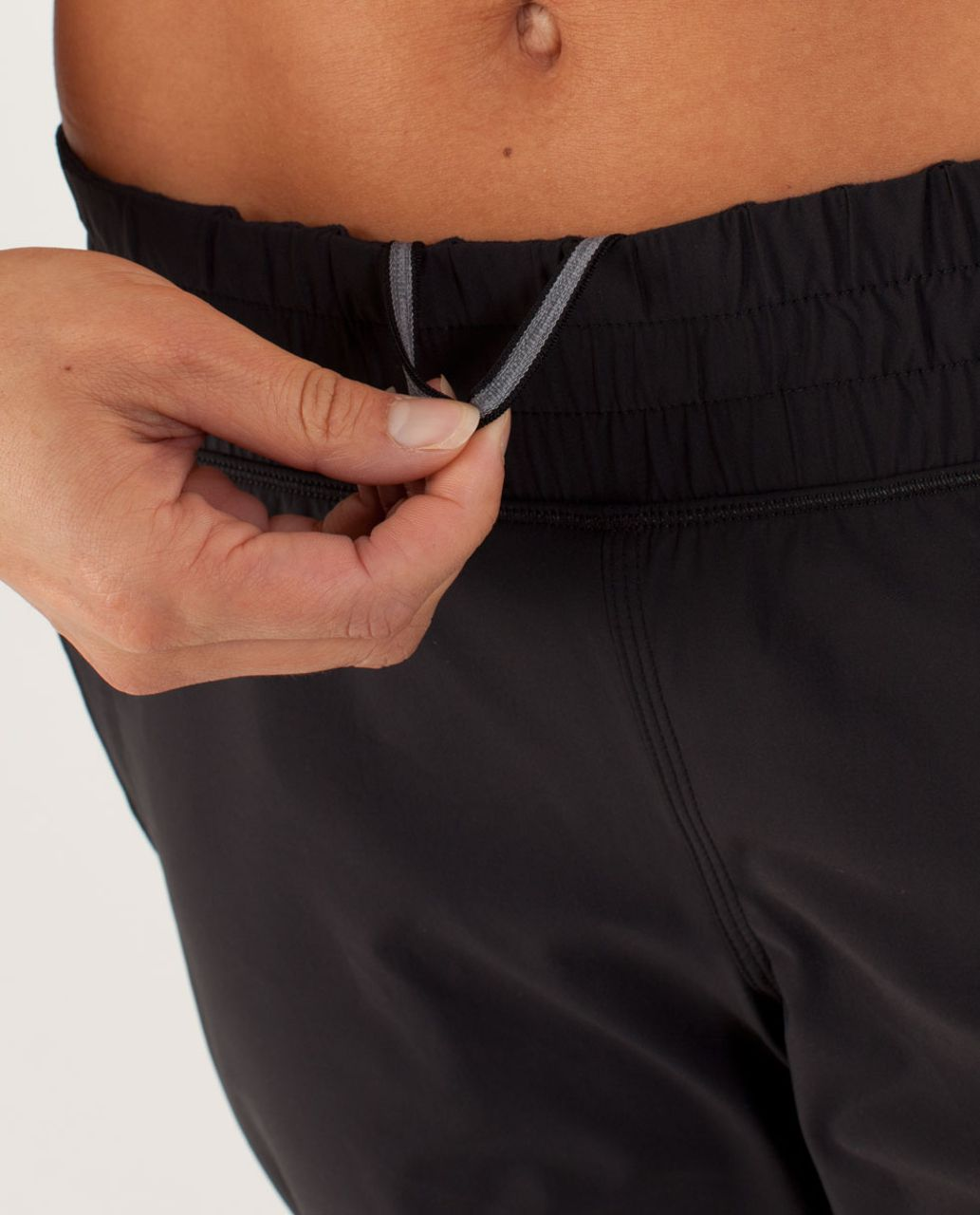 Lululemon Run:  Dog Runner Pant - Black