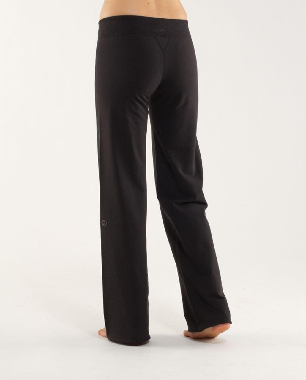 Lululemon Lulu Pant II - Black