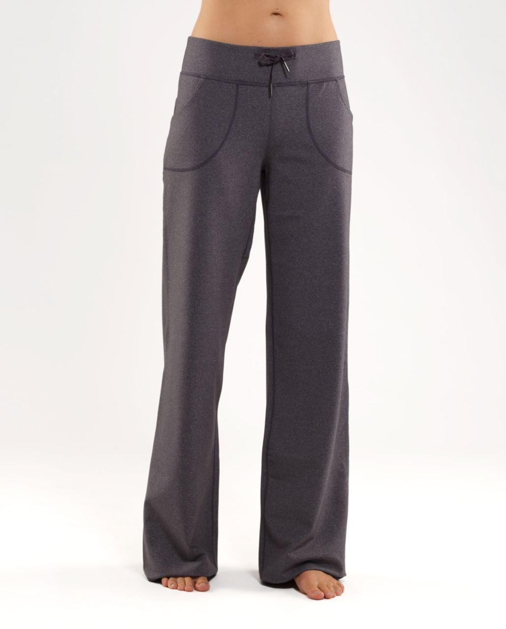 Lululemon Still Pant (Tall) - Heathered Coal