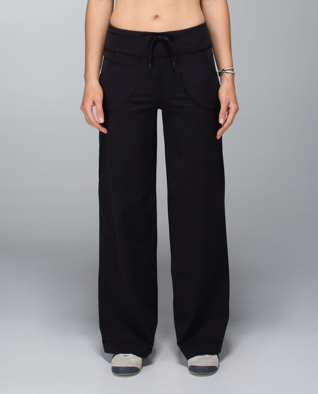 Lululemon Still Pant (Tall) - Black