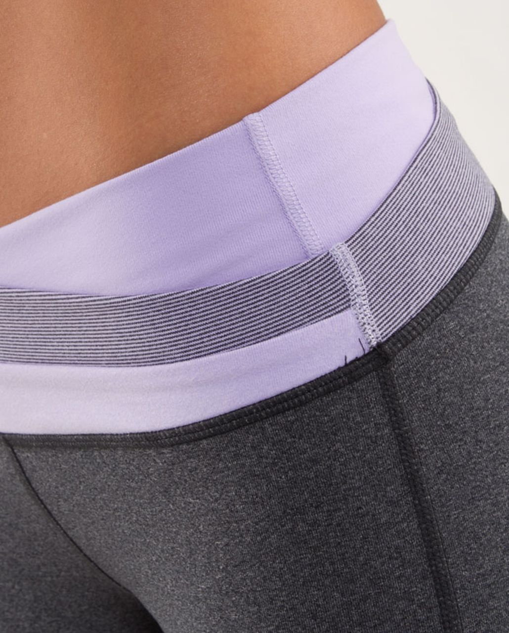 Lululemon Astro Pant (Tall) - Heathered Coal /  Lilac /  Lilac Heathered Coal Wee Stripe