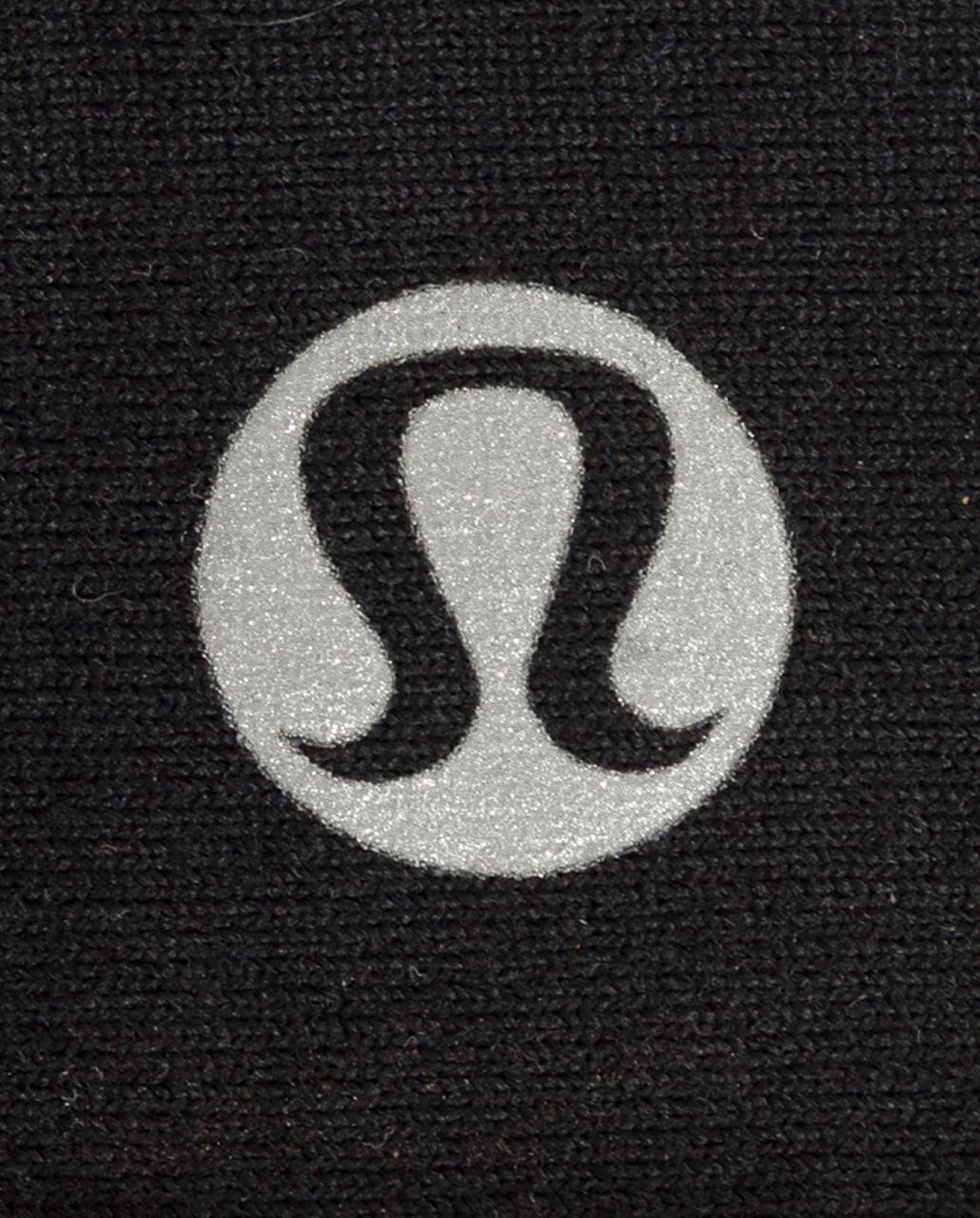 Lululemon Groove Pant (Tall) - Black /  Quilt 17 /  Quilt 17