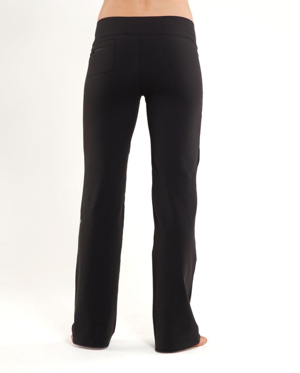 Lululemon Relaxed Fit Pant *Brushed - Black