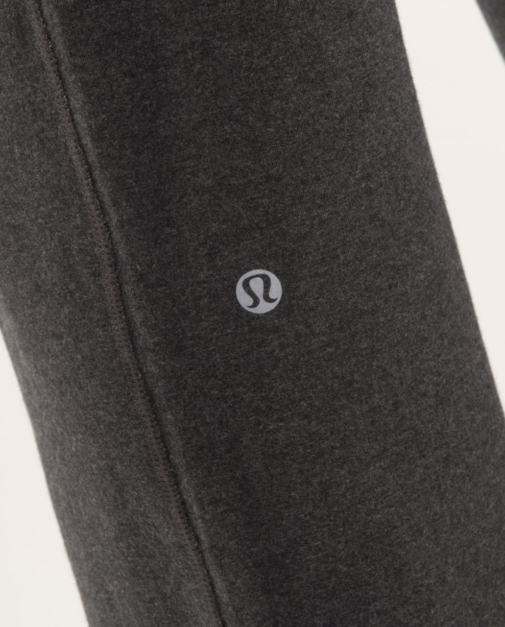 Lululemon Relaxed Fit Pant *Modal - Heathered Black
