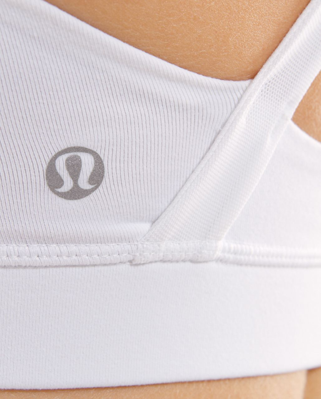 Lululemon 50 Rep Bra (First Release) - White