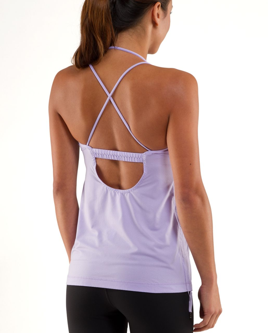 Lululemon Integrity Hot Tank - Lilac